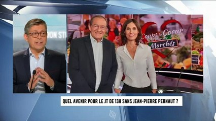 EXCLU - Une femme pour remplacer Jean-Pierre Pernaut au 13H de TF1 ? Jacques Sanchez fait le point