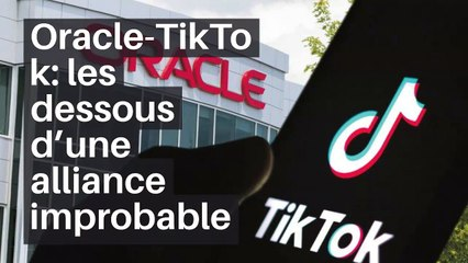 Oracle-TikTok: les dessous d'une alliance improbable_IN