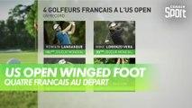 Présentation du Winged Foot et les français