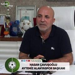 """Hasan Çavuşoğlu: """"Transferin son gününe doğru bakıp değerlendireceğiz"""""""