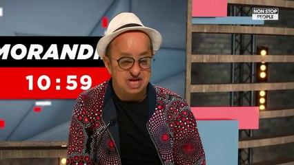 Morandini Live : Booder atteint d'une maladie génétique ? Il rétablit la vérité (Vidéo)