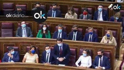 """García Egea pregunta a Sánchez por la reunión del ministro de Justicia con un """"condenado por robar 700 millones"""""""