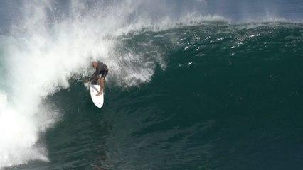 Kelly Slater Got Into Bali Somehow and Has Been Scoring Padang Padang