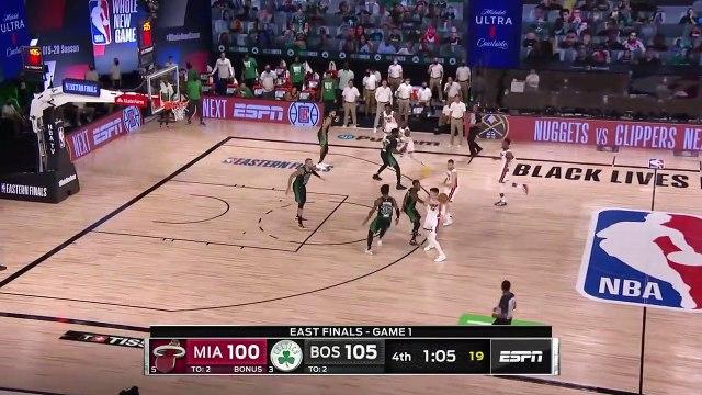Boston Celtics vs Miami Heat  September 15, 2020