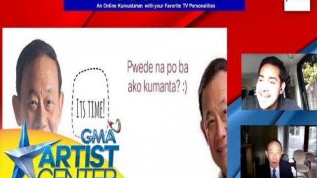 Just In: Jose Mari Chan, masaya sa pag-usbong ng kanyang memes!   Episode 3