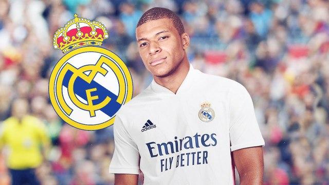 Les 5 raisons qui poussent Kylian Mbappé à aller au Real Madrid | Oh My Goal