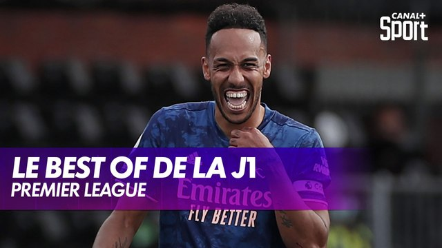 Le best of de la J1 de Premier League