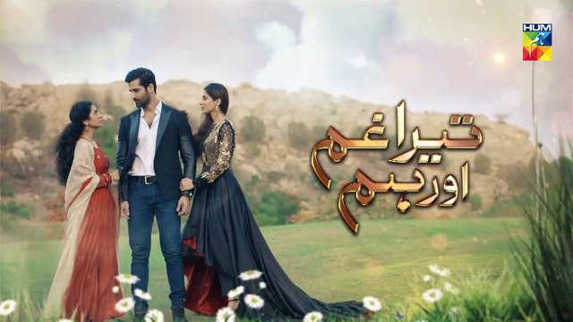 Tera Ghum Aur Hum Episode 23 HUM TV Drama 16 September 2020