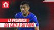 Cata Domínguez: 'Le prometí a mi papá seguir en Cruz Azul hasta ser Campeón'