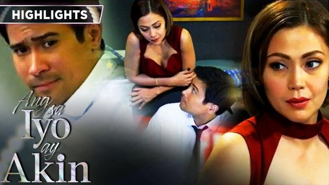 Gabriel and Marissa can't stop staring at each other | Ang Sa Iyo Ay Akin
