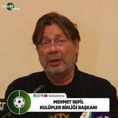 """Mehmet Sepil: """"Devre arasına kadar görevdeyim"""""""