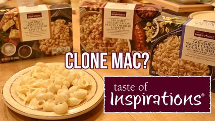 BoxMac 157: Taste of Inspirations Gourmet Mac & Cheese