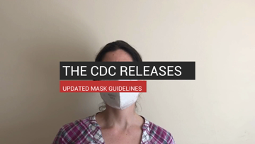 The CDC Releases Updated Mask Guidelines