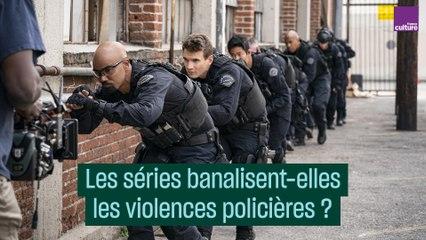 Comment les séries nous font accepter les violences policières ?