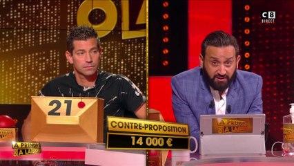 La barre de fer va-t-elle accepter la contre-proposition de 14 000 euros de Michel ?