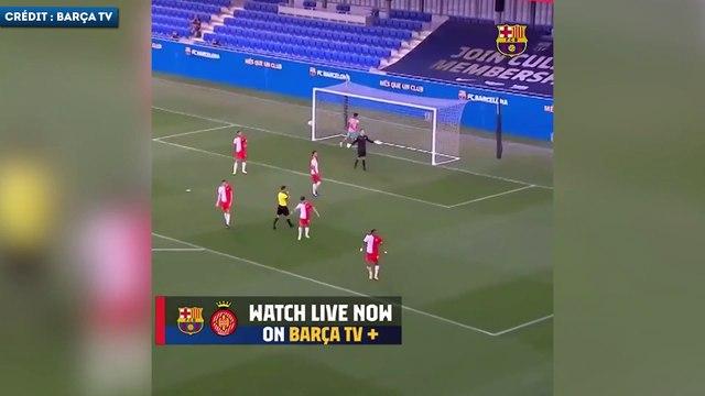 L'action collective sublime du Barça pour le but de Philippe Coutinho