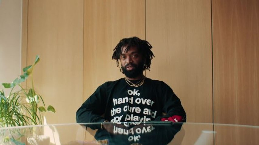 Today on Good Morning Vogue: Kerby Jean-Raymond on Why This is His Last Interview (For a While)