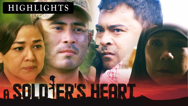 Minda and Yazmin pray for guidance and protection for their sons | A Soldier's Heart
