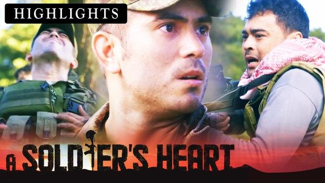 Saal shoots Alex | A Soldier's Heart