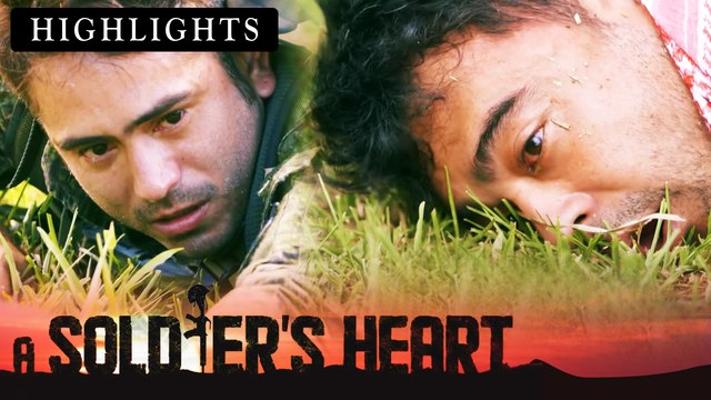 Alex and Saal both get shot | A Soldier's Heart
