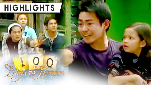 Baldo kidnaps Anna | 100 Days To Heaven
