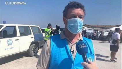 Après l'incendie du camp de Moria, les ONG sont débordées sur l'île de Lesbos