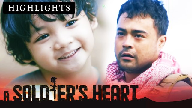 Saal starts realizing what matters most despite conflicting beliefs with Alex | A Soldier's Heart