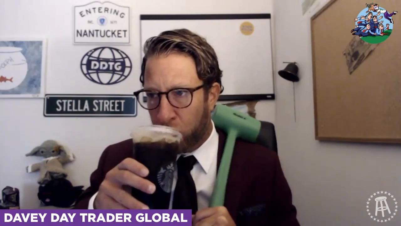 Davey Day Trader – September 16, 2020