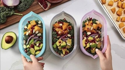 These Reusable Food Containers Will Make You Rethink Plastic Storage Bags