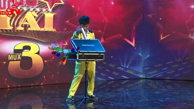 Hotboy nhí làm ảo thuật chuyên nghiệp như người lớn | Casting BẠN CÓ THỰC TÀI - Mùa 3