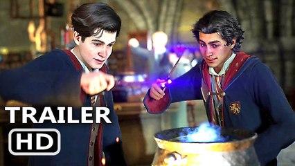 HARRY POTTER HOGWARTS LEGACY Official Trailer