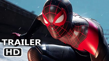 SPIDER MAN 2 MILES MORALES Official Gameplay Trailer