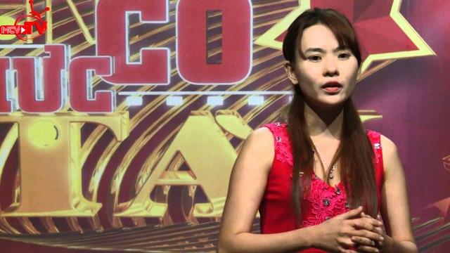 Chết cười với màn hài độc thoại của hotgirl MC   Casting BẠN CÓ THỰC TÀI - Mùa 3
