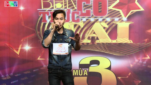 Chàng trai hát hit Quang Lê cực đỉnh | Casting BẠN CÓ THỰC TÀI - Mùa 3