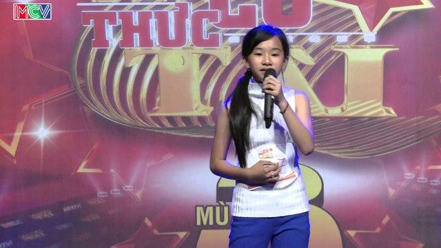 Hotgirl nhí với giọng ca cực truyền cảm | Casting BẠN CÓ THỰC TÀI - Mùa 3
