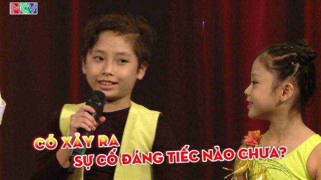 Cặp đôi anh em nhảy dancesport khiến Sao Việt thích thú.