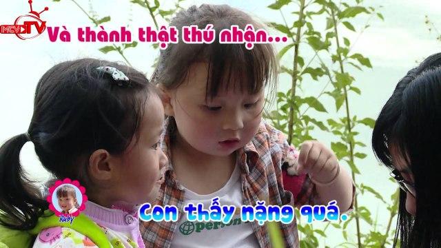 Phát sốt với hotgirl nhí Đà Lạt xinh như búp bê!