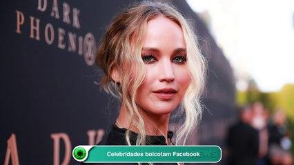 Celebridades boicotam Facebook