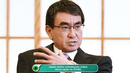 Japão define orientações sobre observação de OVNIs