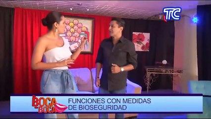 """Comedia """"El Reencuentro"""" se verá este fin de semana en Guayaquil con actores ecuatorianos"""
