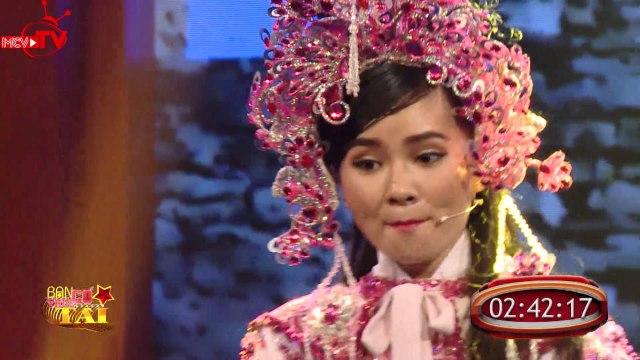 Sao Việt thích thú với giọng ca cải lương ngọt ngào của cặp đôi trẻ!