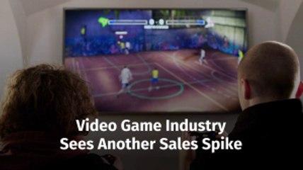 Video Game Industry Keeps Growing