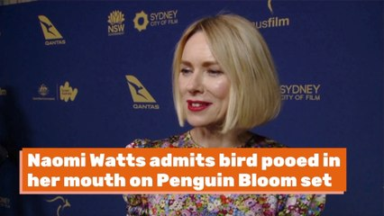 The Poop In Naomi Watts' Mouth