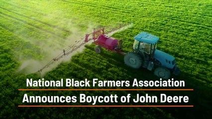 These Farmers Declare A Boycott
