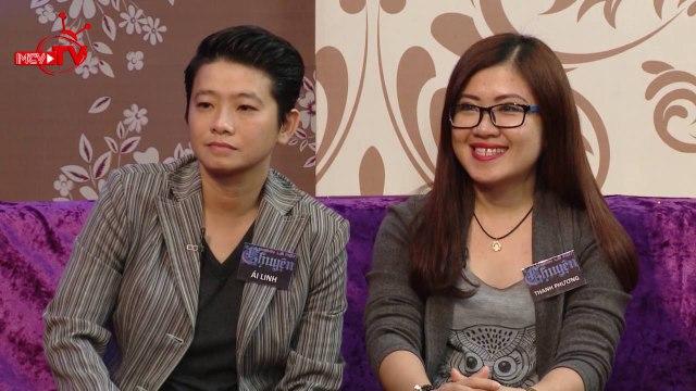 John Huy Trần chia sẻ chuyện đồng tính.
