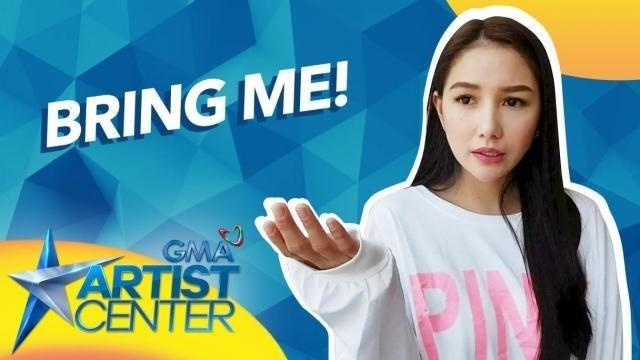 """Hangout: Faye Lorenzo, DEMANDING sa paglalaro ng online """"bring me!"""""""