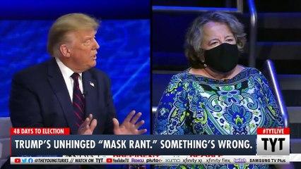 Trump Supporter: Dr. Fauci's A Liar