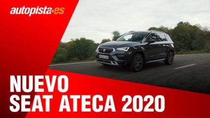 Seat Ateca 2021: todas las claves del nuevo SUV compacto