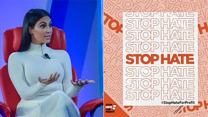 Kim Kardashian To Protest Against The Spread Of Misinformation