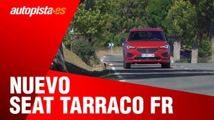 Seat Tarraco FR 2021: así es el nuevo SUV deportivo de 7 plazas